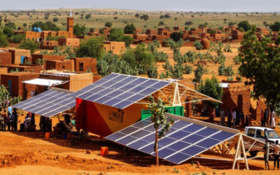 Geographical Data Science to Identify the Most Impactful Areas for Solar Installation in Africa