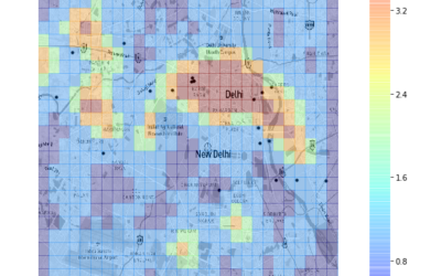 Heatmap Prediction Via Machine Learning To Identify Sexual Abuse Hotspots | SafeCity India