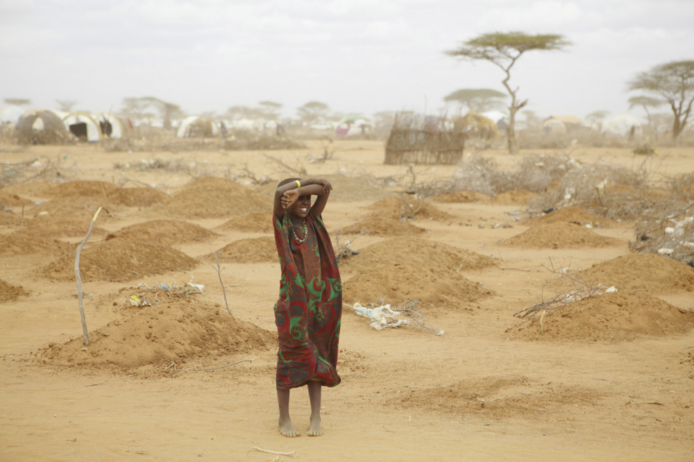 Using Neural Networks to Predict Droughts, Floods and Conflict Displacements in Somalia