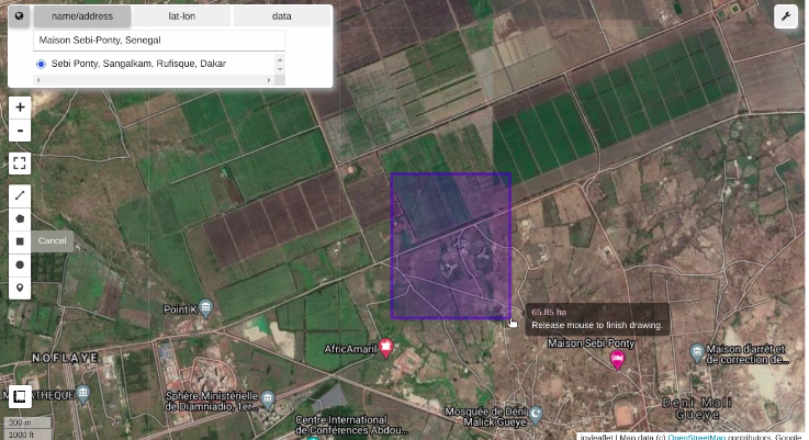 Crop Yield Prediction in Africa Using Satellite Imagery & Jupyter