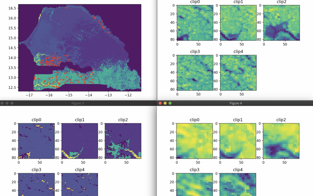 Crop Yield Prediction Using Deep Neural Networks and LSTM