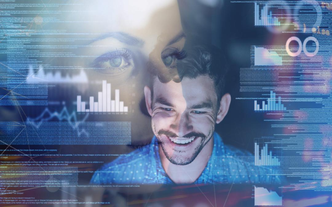 happy data scientist