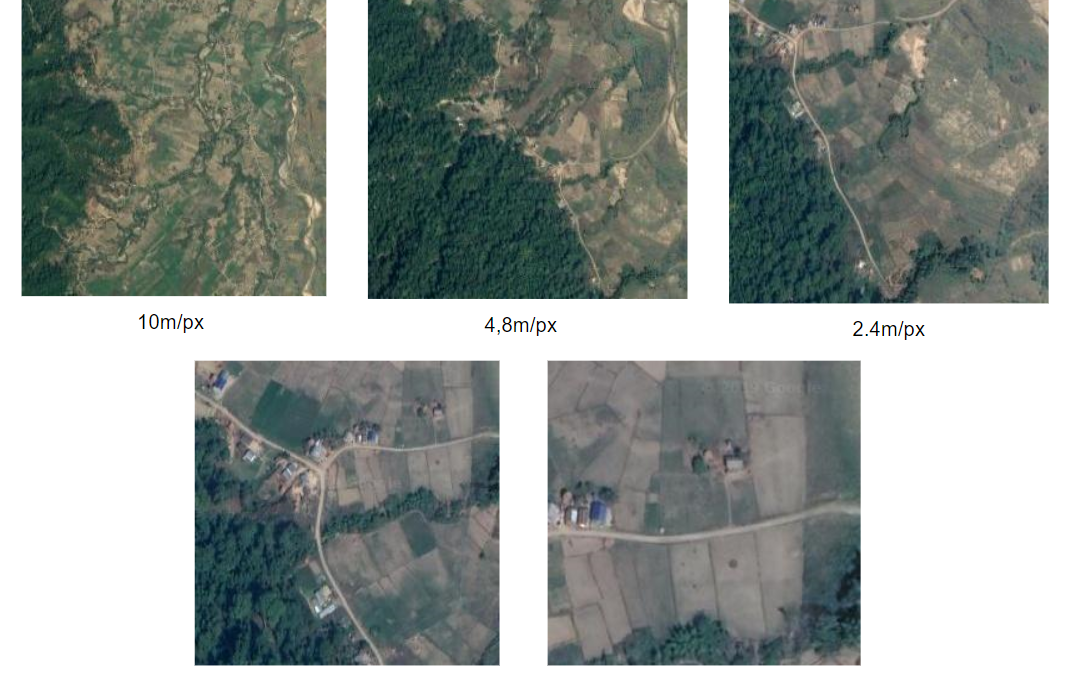 Satellite Imagery to identify crop yield