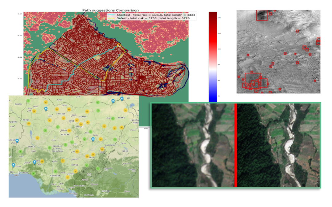 Using AI & Open Source Satellite Imagery to Address Global Problems