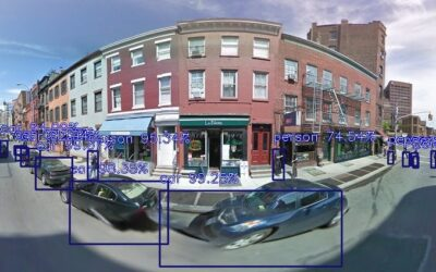 3D Object Detection: Detect Vehicles in Panoramic Images